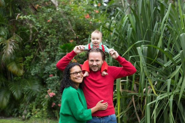 Christmas Holiday Photographer Miami Shores Florida