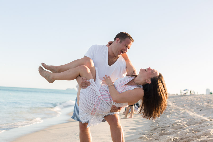 Cadillac Hotel Miami Beach Engagement Session