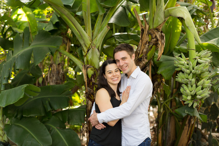 Miami Beach Botanical Garden Couple Photographer