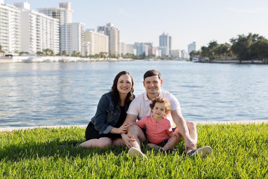 Allison Island La Gorce Family Photo Session