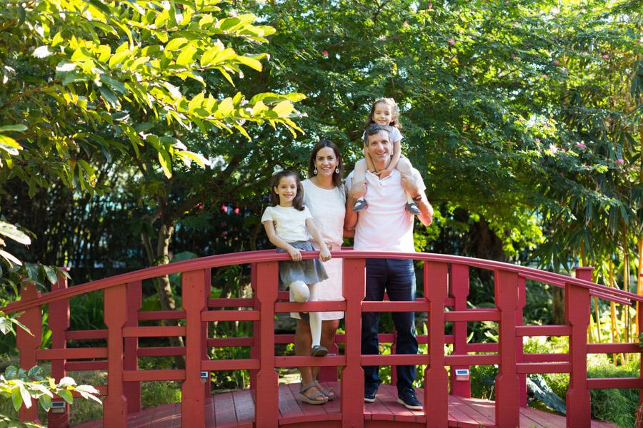 Miami Beach Botanical Garden Family Photographer