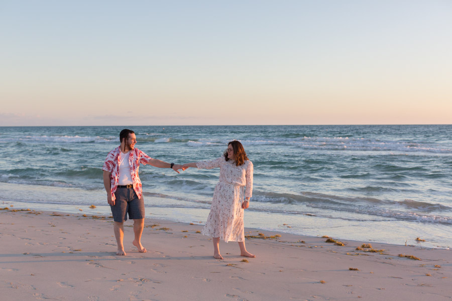 Couple Photo Shoot in South Beach