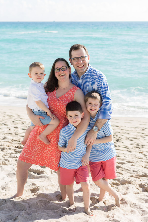 Solé Miami Family Photographer Sunny Isles Beach
