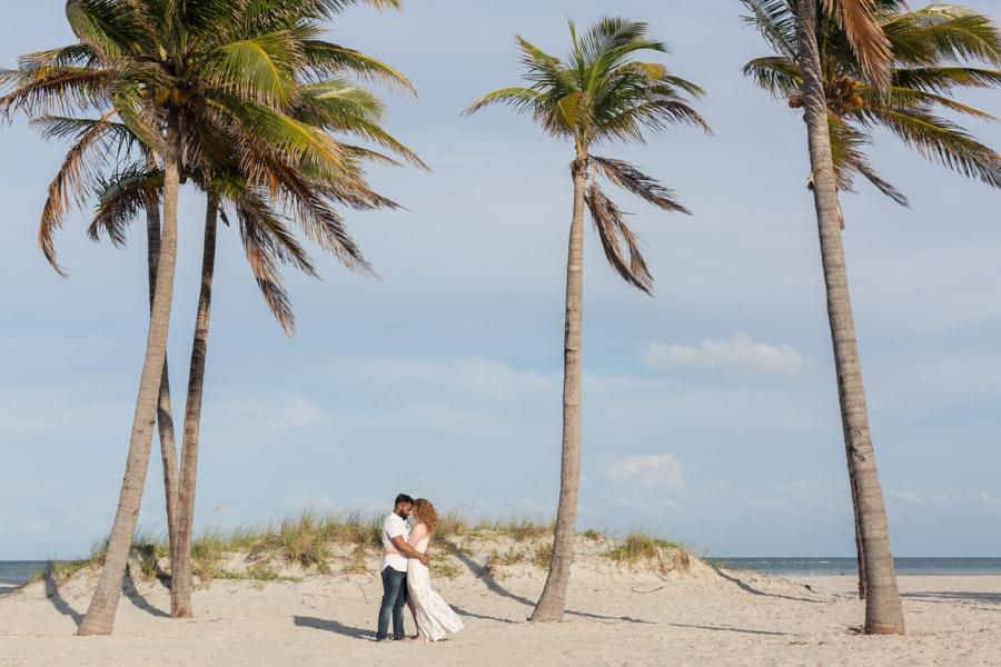 engagement at crandon park florida