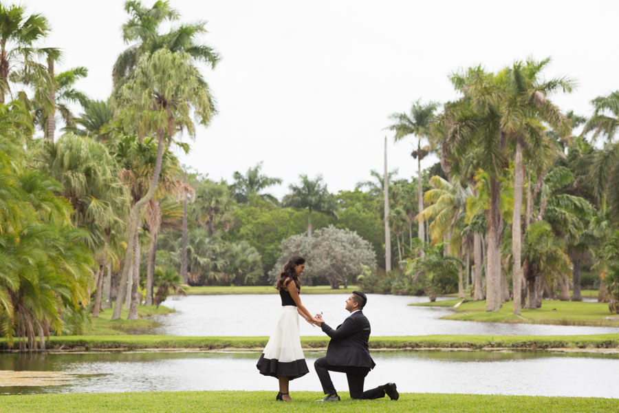 Fairchild tropical botanic garden surprise proposal