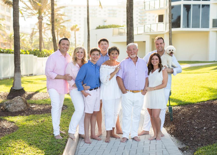 Sunny Isles Family Photographer