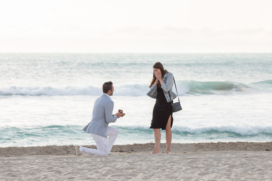 Romantic Miami Proposal Ideas