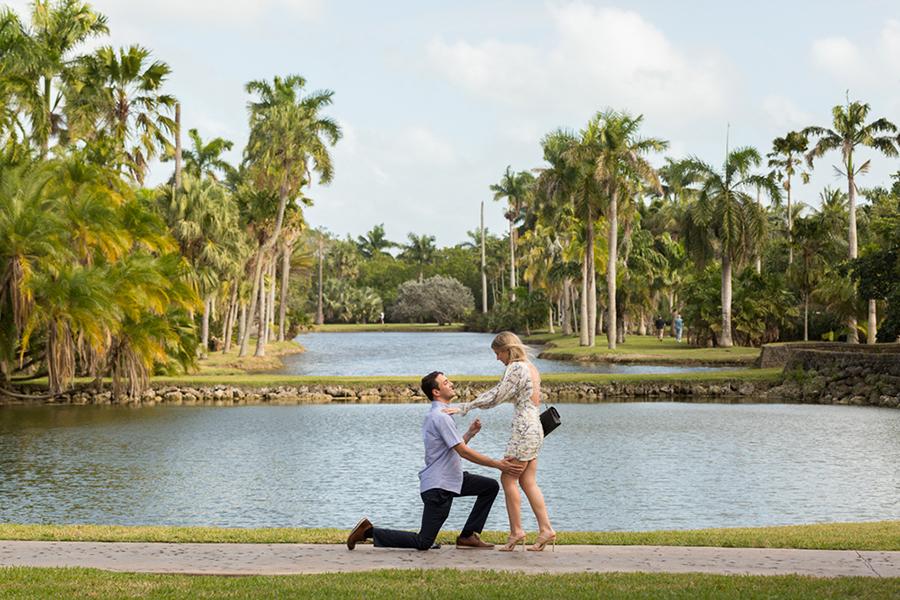 fairchild tropical botanic garden proposal