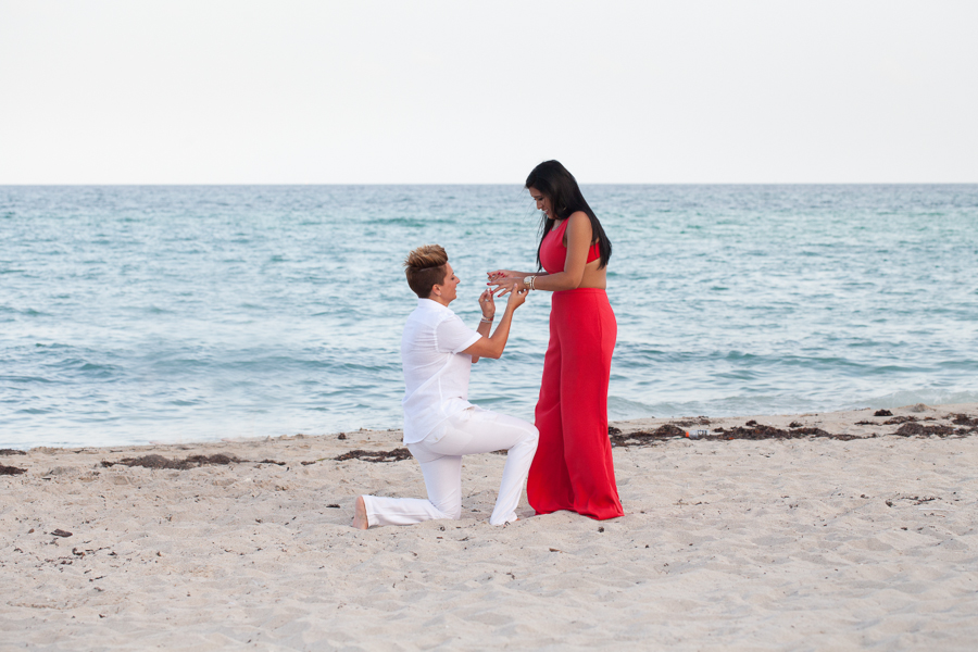 miami beach proposal